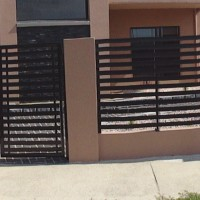 Steel Slat Render